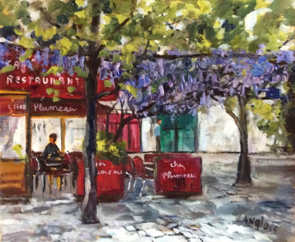 Chez plumeau Montmartre